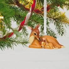 Load image into Gallery viewer, Disney Bambi A Mother's Love Porcelain Ornament