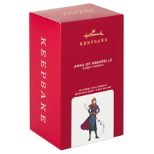 Load image into Gallery viewer, Disney Frozen 2 Anna of Arendelle Ornament