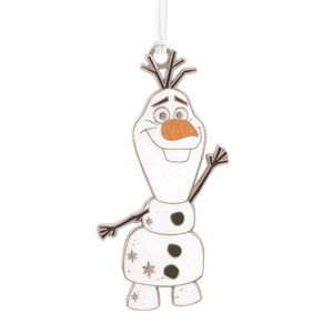 Disney Frozen 2 Olaf Metal Hallmark Ornament