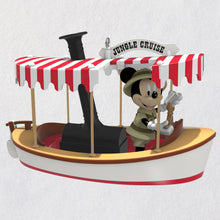 Load image into Gallery viewer, Disney Jungle Cruise Mickey Mouse Set Sail for Adventure! Ornament