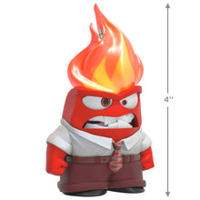 Load image into Gallery viewer, Disney/Pixar Inside Out Anger Ornament With Light