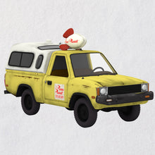 Load image into Gallery viewer, Disney/Pixar Toy Story Pizza Planet Truck 25th Anniversary Ornament With Light