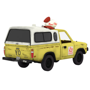 Disney/Pixar Toy Story Pizza Planet Truck 25th Anniversary Ornament With Light