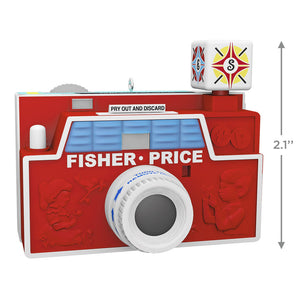 Fisher-Price™ Toy Camera Ornament