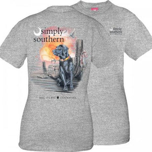 Simply Southern Beach Lab Short Sleeve T-Shirt
