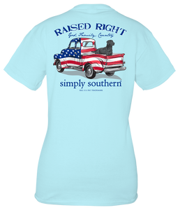 Truck Simply Southern Short Sleeved T-Shirt