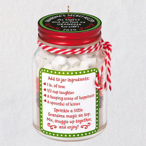 Grandma's Perfect Mix 2020 Ornament