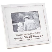 Load image into Gallery viewer, Grandpa Special Kind of Love Wood Picture Frame, 8.75x8