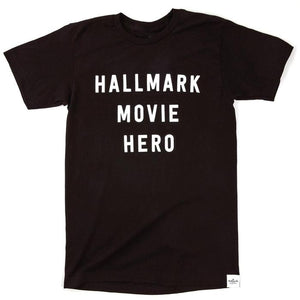 Hallmark Movie Hero Men's T-Shirt