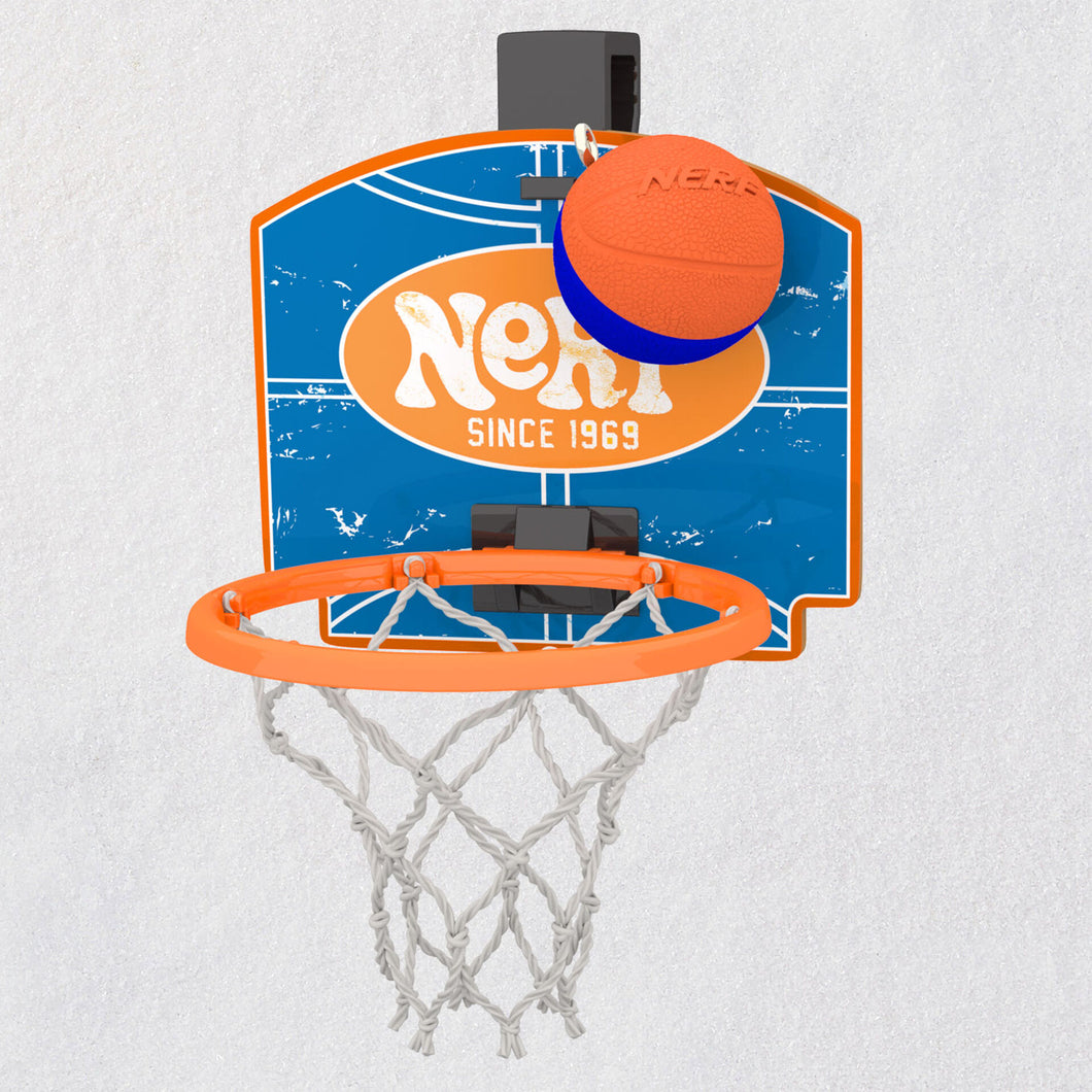 Hasbro® Nerf® Basketball Ornament