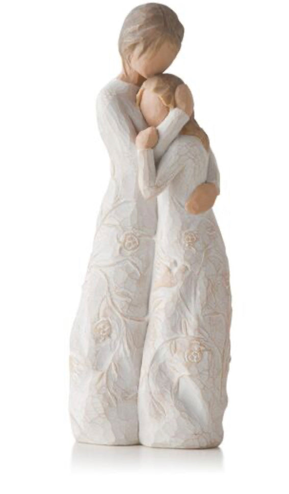 Willow Tree Close to Me Mother Daughter Figurine