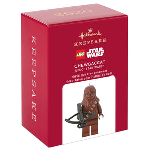 LEGO® Star Wars™ Chewbacca™ Ornament