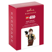 Load image into Gallery viewer, LEGO® Star Wars™ Han Solo™ Ornament