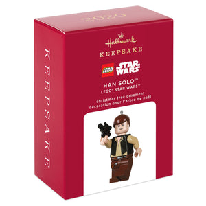 LEGO® Star Wars™ Han Solo™ Ornament
