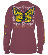 Load image into Gallery viewer, Long Sleeve BUTTERFLY