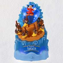 Load image into Gallery viewer, Disney Fantasia 80th Anniversary Musical Ornament With Light and Motion