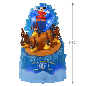Disney Fantasia 80th Anniversary Musical Ornament With Light and Motion