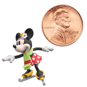Mini Disney Minnie Mouse on Ice Ornament, 1""