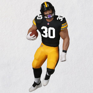 NFL Pittsburgh Steelers James Conner Ornament