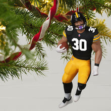 Load image into Gallery viewer, NFL Pittsburgh Steelers James Conner Ornament