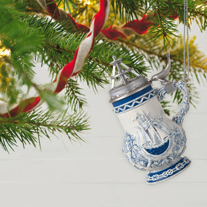 Beer Stein 2020 Ornament