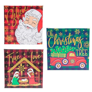 CHRISTMAS CANVAS ART PRINTS by Simply Southern