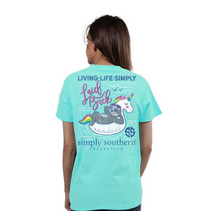 Simply Southern Laid Back Short Sleeve T-Shirt