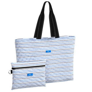 Plus 1 Foldable Travel Bag Out of the Blue