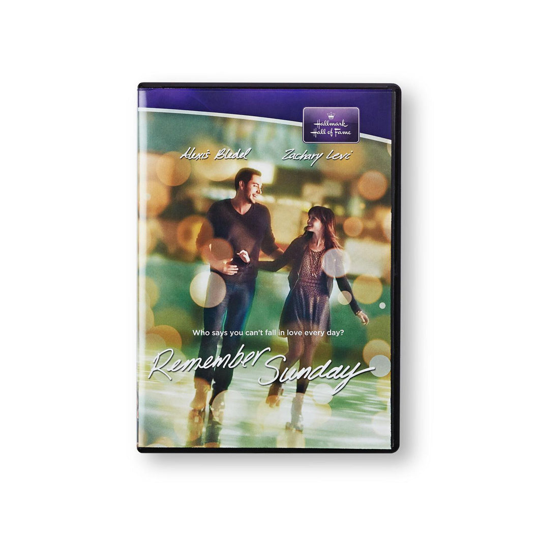 Remember Sunday Hallmark Hall of Fame DVD