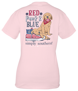 Sneakers Simply Southern Short Sleeve T-Shirt