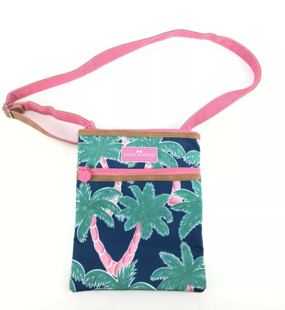 Simply Southern Palm Tree Cross Body Bag