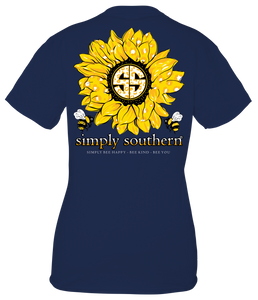 Sunflower Simply Southern Short Sleeve T-Shirt