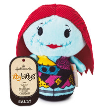 Load image into Gallery viewer, itty bittys® Disney Tim Burton's The Nightmare Before Christmas Sally Plush