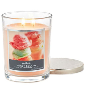 BUY 1 GET 1 FREE!           Sweet Gelato 3-Wick Jar Candle, 16 oz.