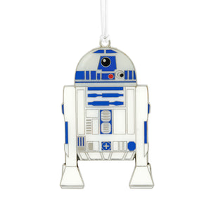 Star Wars™ R2-D2™ Metal Hallmark Ornament