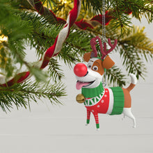 Load image into Gallery viewer, The Secret Life of Pets Merry Max Ornament