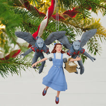 Load image into Gallery viewer, The Wizard of Oz™ Dorothy™ Gets Carried Away Ornament