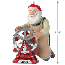 Load image into Gallery viewer, Toymaker Santa 2020 Ornament