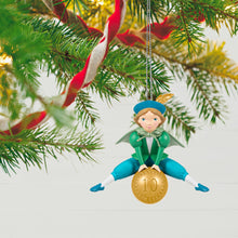 Load image into Gallery viewer, Twelve Days of Christmas Ten Lords-a-Leaping Ornament