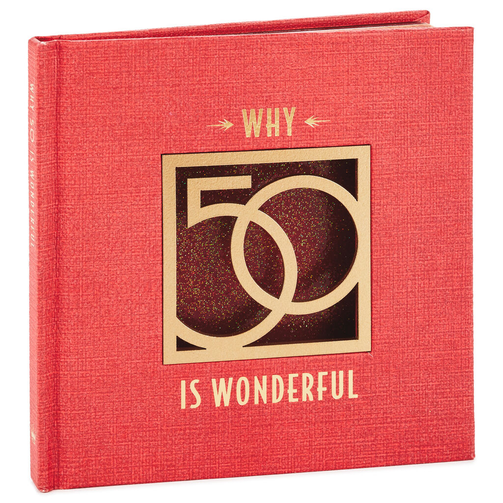 Why 50 Is Wonderful Book