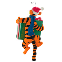 Load image into Gallery viewer, Disney Winnie the Pooh Tigger's Christmas Countdown Ornament With Light