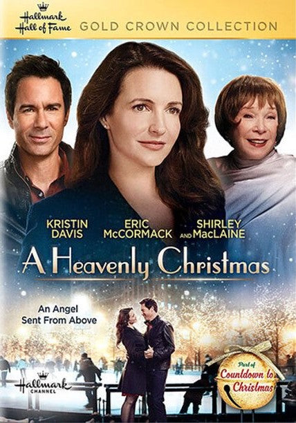 A Heavenly Christmas DVD