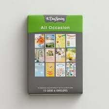 All Occasion Assorted Boxed Cards Dayspring
