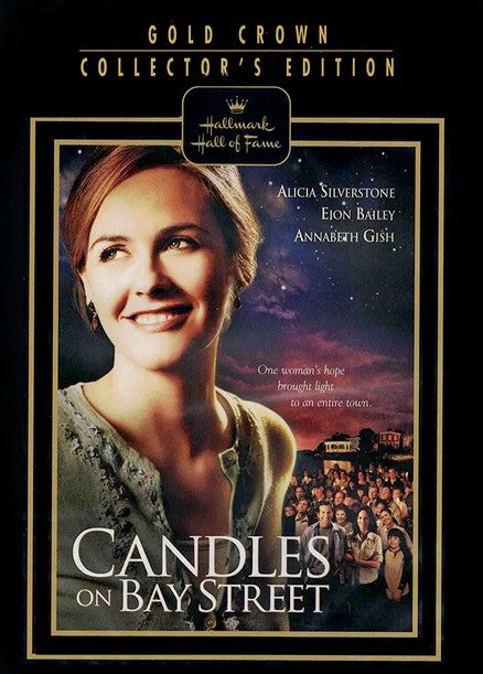 Candles on Bay Street Hallmark Hall of Fame DVD