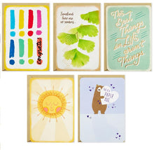Load image into Gallery viewer, CARDS---Assorted Just Because Cards with Organizer Box (includes 10 cards)