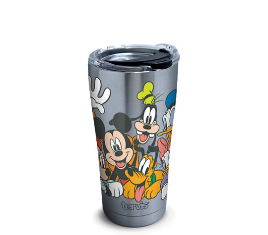 Tervis Disney Mickey Friends 20 oz Stainless Steel Tumbler