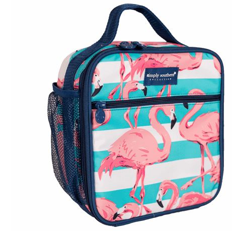 Simply Southern Flamingo Lunch Bag