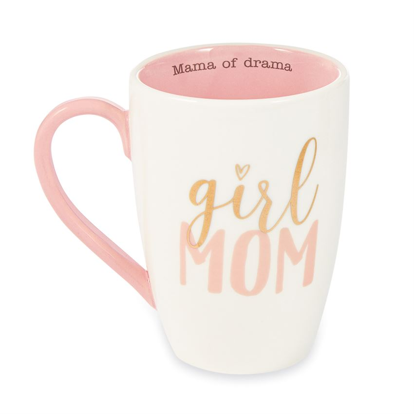 Girl Mom Mug Mud Pie