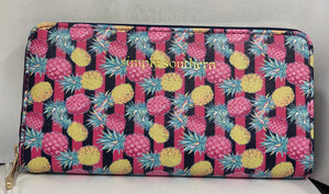 Pineapple Wallet Simply Southern