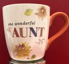 Load image into Gallery viewer, AUNT Ceramic Mug